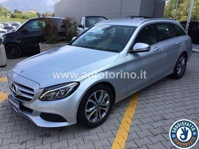 käytetty Mercedes E250 CLASSE C SW C SW d (BT) Sport auto