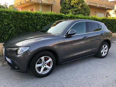 usata Alfa Romeo Stelvio 2.2 Turbodiesel 180 CV AT8 RWD B