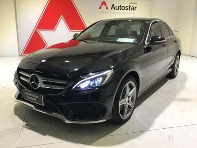 usata Mercedes C250 CLASSE C BERLINAd (BT) Premium 4matic auto