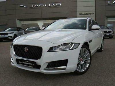 usata Jaguar XF Sportbrake 2.0 D 180 CV AWD aut. Pure rif. 10048152