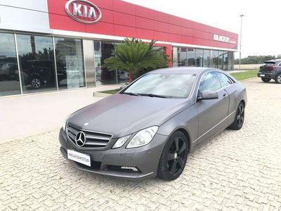 usata Mercedes E350 3.0 CDI Coupé BlueEFFICIENCY Avantgard