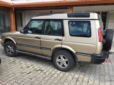 brugt Land Rover Discovery 2 TD5