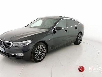 usata BMW 630 Serie 6 G.T. d xDrive GT Luxury auto T...