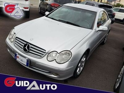 usata Mercedes CLK270 Classe Coupè CDI Avantgarde