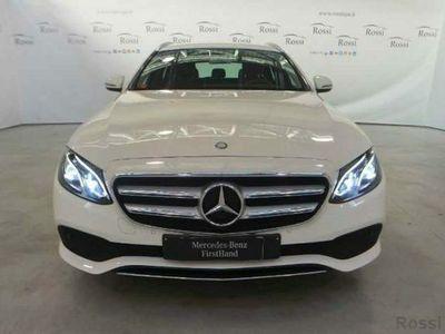 usata Mercedes E220 SW d Business Sport auto