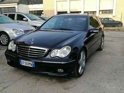 usata Mercedes C30 AMG AMG Classe (W/S203) CDI cat S.W.