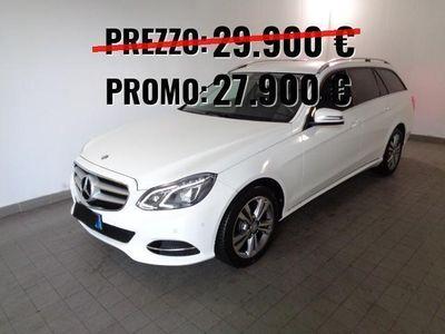 usado Mercedes 250 E SWBT Premium 4matic auto E6