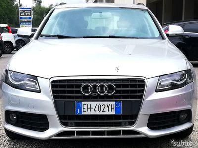 usata Audi A4 Avant S-Line 2.0 TDI 2011 TRATTABILE