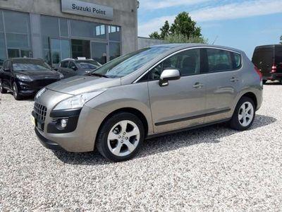 usata Peugeot 3008 1.6 VTi 120CV Tecno-Benzina- UNICO PROPRIETARIO