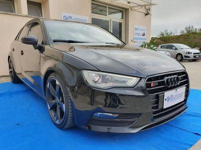 usata Audi A3 Sportback 2.0 TDI 150 CV Sline Total Black