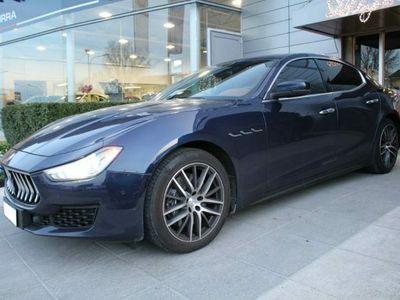 usata Maserati Ghibli 3.0 Diesel *VETTURA UFFICIALE ITALIANA*