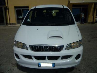 used Hyundai H-1 2.5 CRDi VGT Wagon 6 POSTI