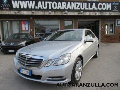 usado Mercedes E200 CDI BlueEFFICIENCY Executive