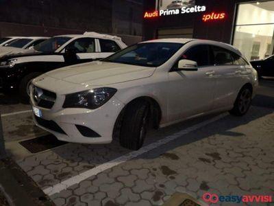 używany Mercedes CLA220 d S.W. Automatic Business