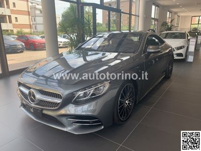usata Mercedes S560 CLASSE S COUPE4MATIC Prem. Plus