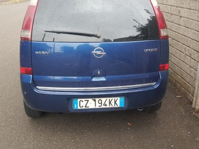gebraucht Opel Meriva Meriva 1.7 CDTI 101CV Cosmo