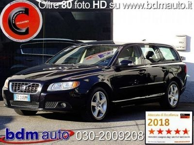 brugt Volvo V70 2.4 D5 Geartronic Momentum