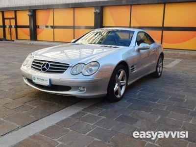 begagnad Mercedes SL350 cat benzina
