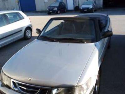usata Saab 9-3 Cabriolet 2.0i 16V cat SE