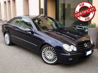 usata Mercedes CLK220 ClasseCDI avantgarde Full
