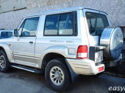 brugt Hyundai Galloper usata del 1999 a Coriano, Rimini