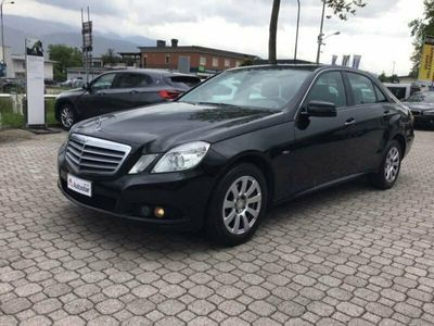 usata Mercedes E200 Classe E E200 cdi BE Executive