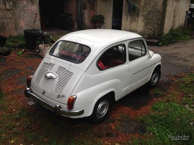 käytetty Fiat 600D - 750