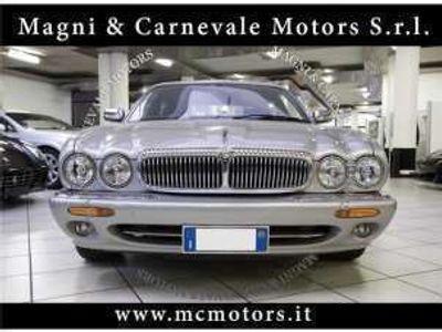 usata Jaguar XJ DAIMLER V8- CRONO SERVICE ESEGUITA - UFF. ITALIANA
