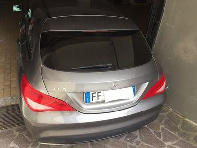 używany Mercedes CLA180 d S.W. Automatic Premium