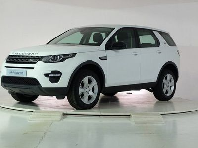 brugt Land Rover Discovery Sport ANDERE2.0 eD4 150 CV 2WD Pure