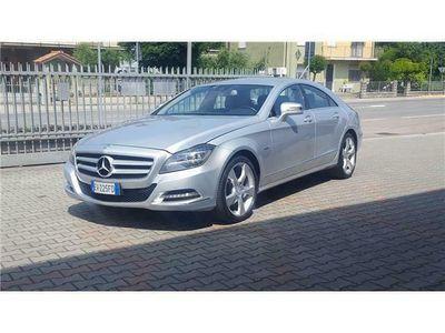 usata Mercedes CLS350 350 CDI 4MATIC BlueEfficienty