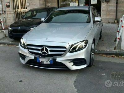 usata Mercedes E220 4Matic Auto Business Sport AMG