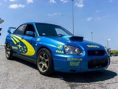 usata Subaru Impreza 2.0 turbo 16V cat WRX