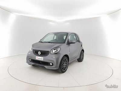 usata Smart ForTwo Coupé FortwoEQ BRABUS Style