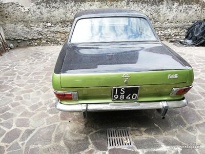 usata Opel Kadett B due porte