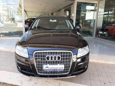 usata Audi A6 Allroad 3.0 TDI 240 CV F.AP. tip limited PELLE SENSORI NAV