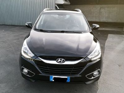 used Hyundai ix35 1.7 CRDI 115cv XPOSSIBLE