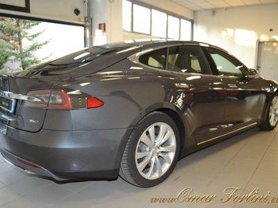 usata Tesla Model S P85d 85KWH 378CV DUAL MOTOR 4WD AUTO FULL KM12.000