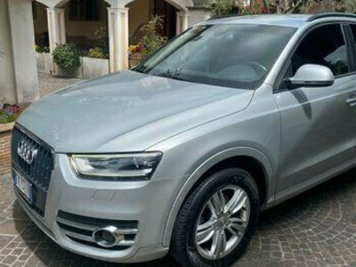 usata Audi Q3 2.0 TDI QUATTRO MANUALE