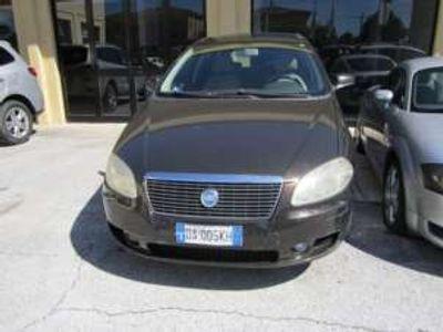 usata Fiat Croma 1.9 MJT 16V 4p.ti Emotion Van (N1) Diesel