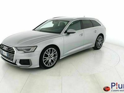 usata Audi A6 Avant 45 3.0 TDI 231cv quattro auto Navi S line EURO6D-Temp