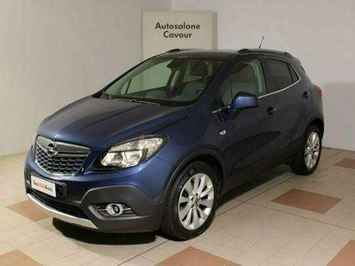 usata Opel Mokka 1.7 CDTI Ecotec 130CV 4x2 Start&Stop Cosmo