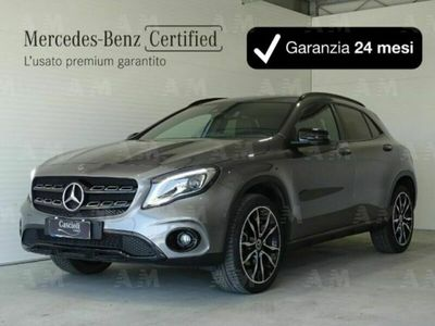 usata Mercedes 200 GLA suvd Automatic Sport del 2017 usata a Mosciano Sant'Angelo