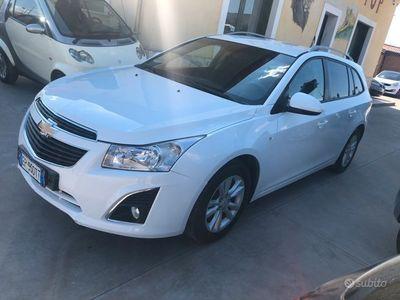 usata Chevrolet Cruze 1.6 benzina con Gpl anno 12/2012