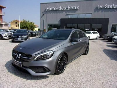 usata Mercedes A200 Classe A - W176 Dieseld Premium auto my16