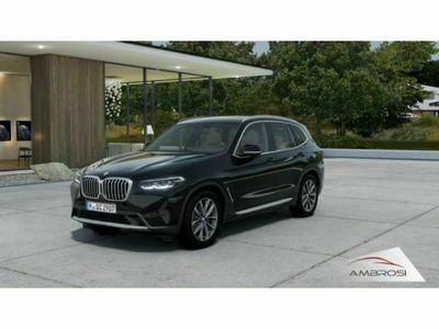 usata BMW X3 xDrive20d 48V nuova a Viterbo