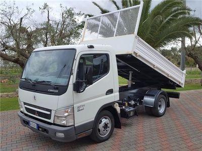 usata Mitsubishi Canter 3c11 Ribaltabile Trilaterale Usato