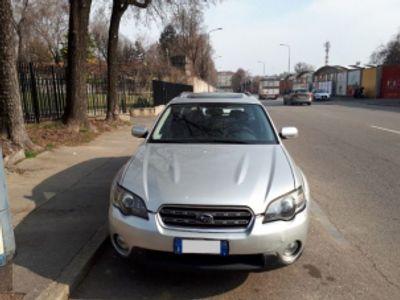 usata Subaru Outback 2.5 16V AT AY Bi-Fuel rif. 9810124
