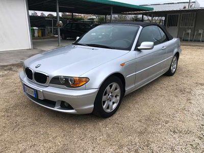 usata BMW 318 Cabriolet 318 E46