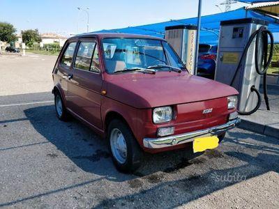 usata Fiat 126 -1°serie Anni 70